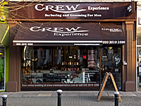 crew barber shop fulham