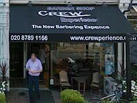 crew barbers putney