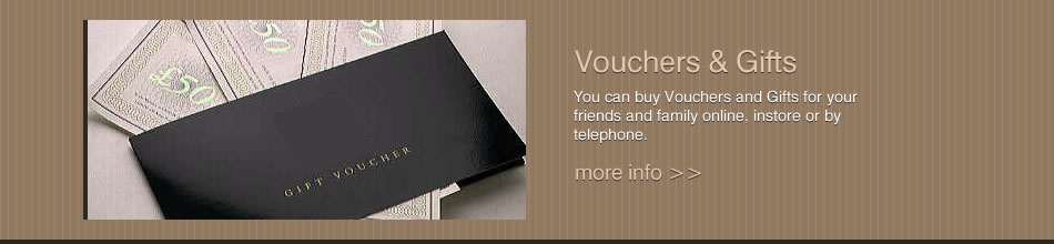 vouchers gifts