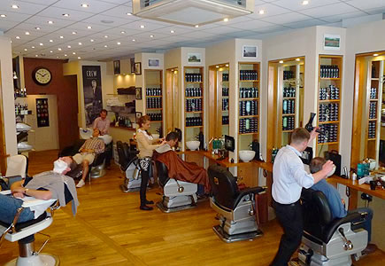 fulham mens barbering shaving salon