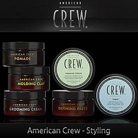 amercian crew cover