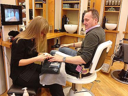 mens hand grooming fulham