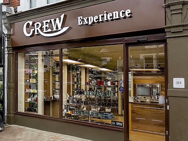 Crew Putney Shop Front