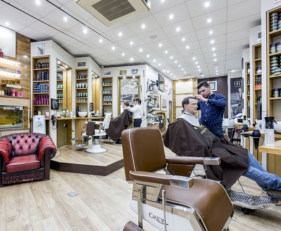 fulham barber shop